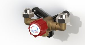 Hot And Cold Water Mixing Valve Can Provide You Right Temperature While Shower